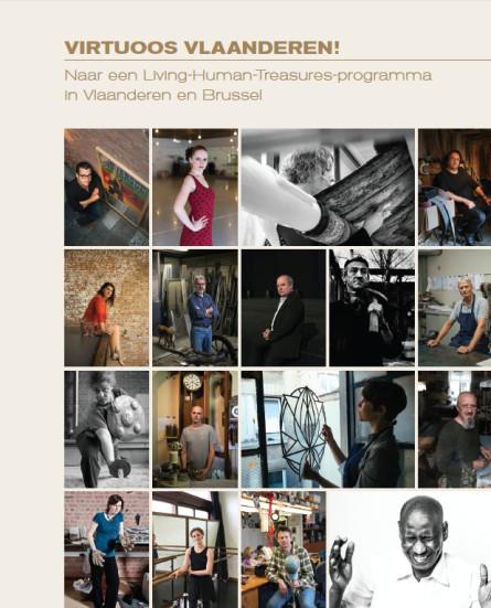 'Virtuoos Vlaanderen!' doet aanbevelingen om vakmanschap veilig te stellen