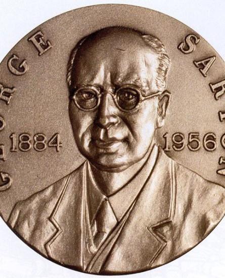 Uitreiking Sarton-medaille aan Patrick Allegaert