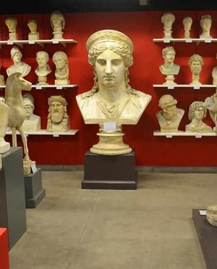Archeologische collectie KU Leuven heringericht