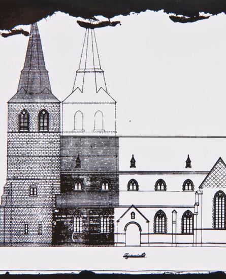 Uit de kennisbank: het Torenverplaatsingsmuseum in Bocholt