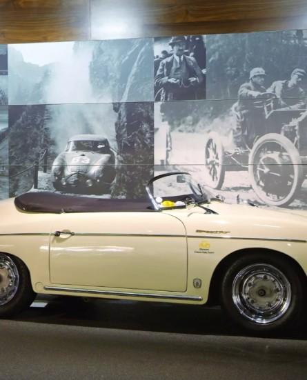 Studiebezoek: van koetsen en carrosserie tot auto's en beglazing in D'Ieteren Gallery