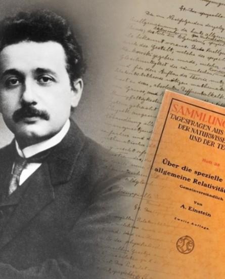 Gentse Universitaire Musea herdenken 100 jaar algemene relativiteitstheorie