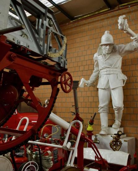 Verslag Ontmoetingsdag brandweererfgoed Vlaanderen op 24 januari