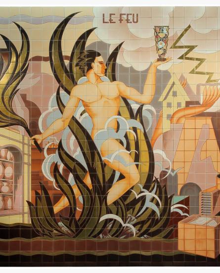 Studiebezoek: het keramiekerfgoed van Boch in La Louvière