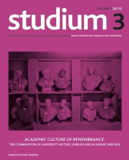 Universiteitsgeschiedenis, jubilea en academisch erfgoed