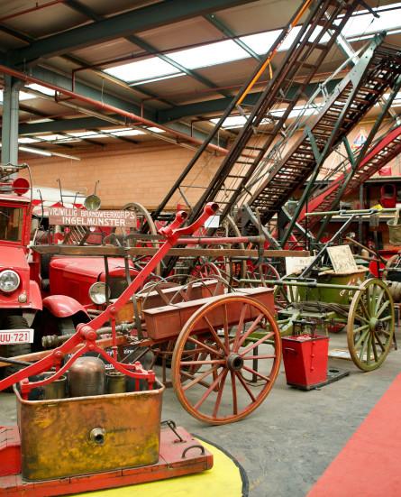 Brandweererfgoed in Vlaanderen gewaardeerd:  deel 1 - geschiedenis