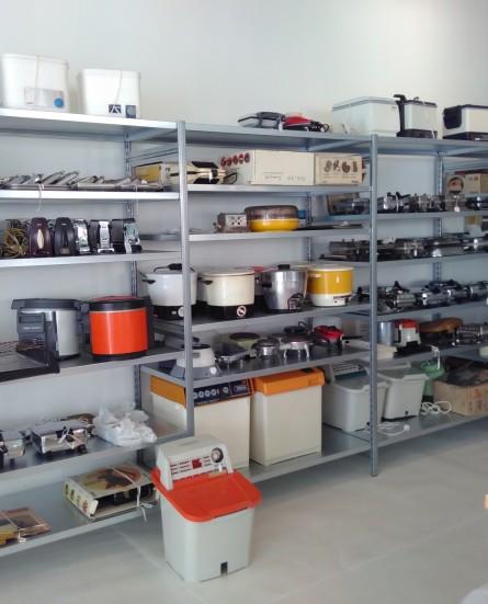 Eindrapport waardering elektrische huishoudelijke apparaten en houten (model)fragmenten