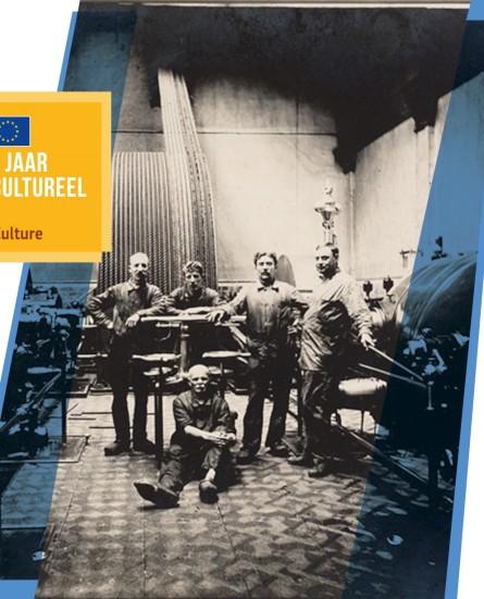 Studiedag 'Bedrijfserfgoed als cultureel erfgoed': hét programma