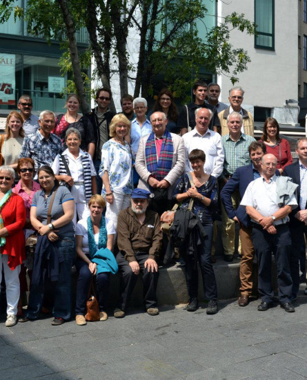 Geslaagd studiebezoek rond het Philips-erfgoed in Eindhoven