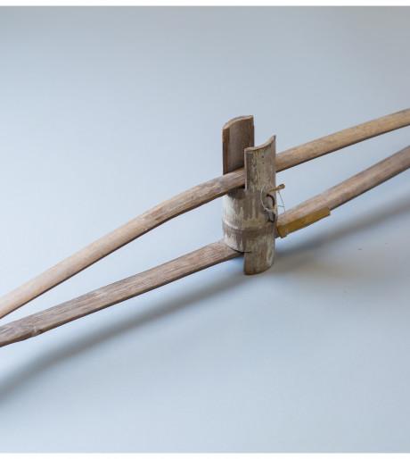 Bamboe klem uit Laos, 2000 (c) Jesse Willems, UAntwerpen