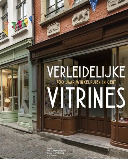 Nieuw boek belicht 700 jaar verleidelijke winkelvitrines in Gent