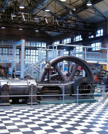 Openingsweekend 'Hier wonen de machines' in Thermotechnisch Instituut in Leuven